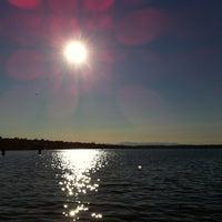 Photo taken at The Bristol Docks by Linda C. on 7/6/2012