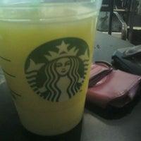 Photo taken at Starbucks Coffee by Karla A. on 3/23/2012