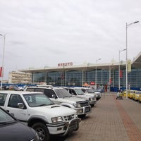 Photo taken at Maputo International Airport (MPM) by Danilo D. on 9/2/2012