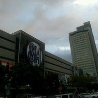 Photo taken at SM Makati by Miss Kemp on 2/26/2012