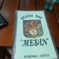 Photo taken at Medin by Aleksandra I. on 7/27/2012