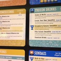 Photo taken at Sheridan's Frozen Custard by Bryce P. on 7/24/2012