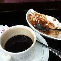 Photo taken at Pisa Kafe by Gfunkerwin on 6/12/2012