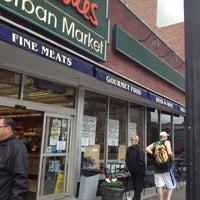 Photo taken at Foodie's Urban Market by Edward L. on 6/3/2012