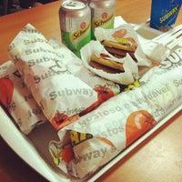 Photo taken at Subway by Chris N. on 7/23/2012