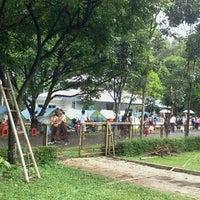 Photo taken at Bumi Perkemahan Pramuka by neilstha f. on 4/7/2012