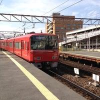 Photo taken at Jingū-mae Station (NH33) by hatto m. on 5/22/2012