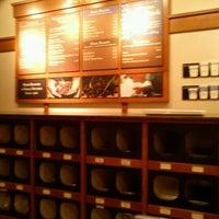 Photo taken at Peet's Coffee & Tea by Iyetade O. on 2/13/2012