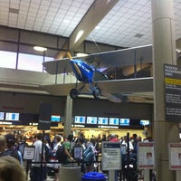 Photo taken at Pittsburgh International Airport (PIT) by Antonio F. on 6/14/2012