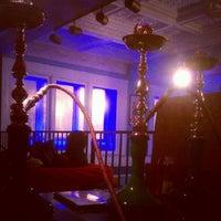 Photo taken at Anatolia Cafe & Hookah Lounge by Michael B. on 6/1/2012