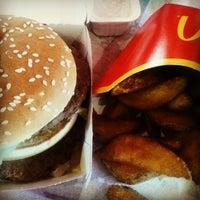 Photo taken at McDonald's by Nansky G. on 4/30/2012