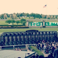 Photo taken at Keeneland by Emily H. on 4/21/2012
