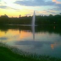 Photo taken at Lake Ella by Wendy P. on 6/14/2012