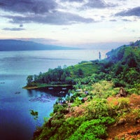 Photo taken at Danau Toba by Gilang K. on 7/29/2012