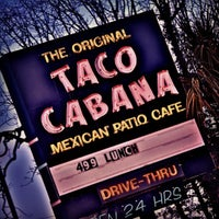 Photo taken at Taco Cabana by Andy P. on 3/18/2012