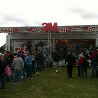 Photo taken at Team 3M at the Daytona 500 by Gary D. on 2/26/2012