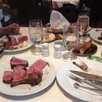 Photo taken at Fogo de Chao Brazilian Steakhouse by Etienne P. on 7/27/2012