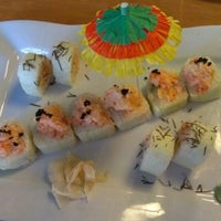 Photo taken at Ichiban Japanese Cuisine by Shania L. on 5/22/2012