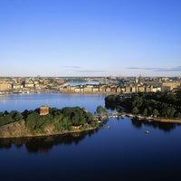 Photo taken at Stockholm by Tansu I. on 8/9/2012