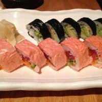 Photo taken at Sushi Rock by Alexsandra H. on 5/9/2012