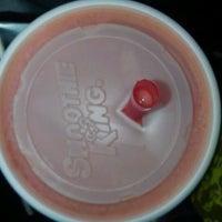 Photo taken at Smoothie King by Steph S. on 2/28/2012