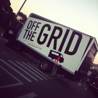 Photo taken at Off the Grid: Upper Haight by Jim G. on 2/24/2012