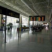 Photo taken at Aeropuerto de Fuerteventura (FUE) by Ignacio H. on 6/28/2012