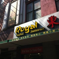 Photo taken at Royal Seafood Restaurant by Kirk L. on 3/13/2012
