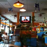 Photo taken at Los Cantaros Taqueria by Brendan M. on 6/2/2012