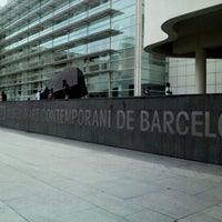 Photo taken at Museu d'Art Contemporani de Barcelona (MACBA) by Miriam P. on 6/8/2012