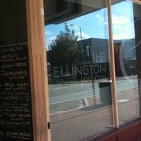 Photo taken at The Ellington Jazz Club by darren n. on 5/3/2012