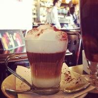 Photo taken at Café Charlot by William Lye Wei Wern on 7/13/2012