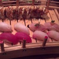 Photo taken at Wasabi Sushi Bar by John on 3/28/2012