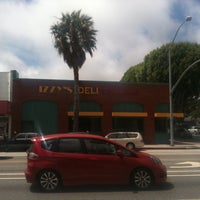 Photo taken at Izzy's Deli by J A. on 7/3/2012