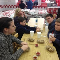 Photo taken at Five Guys by Kevin D. on 4/25/2012