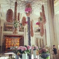 Photo taken at Siam Kempinski Hotel Bangkok by Dechapong S. on 9/13/2012