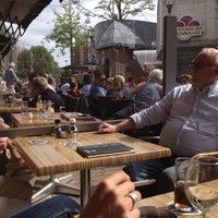 Photo taken at Café Anvers by Pim D. on 4/30/2012