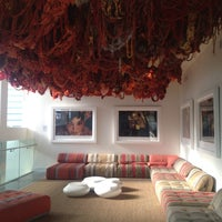 Photo taken at SCAD Museum of Art by Kristina N. on 7/5/2012