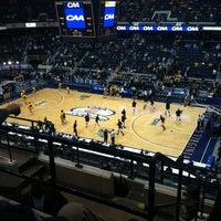 Photo taken at Richmond Coliseum by Matt R. on 3/4/2012