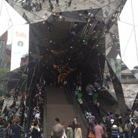 Photo taken at Tokyu Plaza Omotesando Harajuku by jamiraquai on 4/21/2012