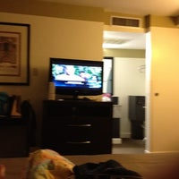 Photo taken at Best Western River North Hotel by Eve P. on 6/19/2012