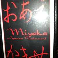 Photo taken at Miyako by Josh W. on 6/9/2012