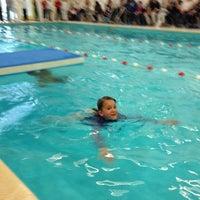 Photo taken at Zwemschool Aquayara by Dennis v. on 5/6/2012