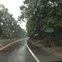 Photo taken at Rhode island Stateline by Al G. on 6/13/2012