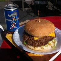 Photo taken at Hubcap Grill & Beer Yard by Lea M. on 3/21/2012