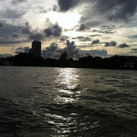Photo taken at Chao Phraya River by JJ J. on 7/12/2012