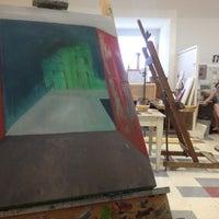 Photo taken at Art Barn by Gabriella D. on 3/20/2012