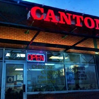 Photo taken at Canton Chinese Restaurant by Chelsea H. on 3/11/2012