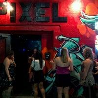 Photo taken at Pixel Lounge by Chris R. on 8/19/2012