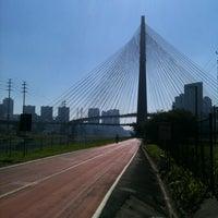 Photo taken at Base Vila Olímpia by Wilian C. on 7/1/2012